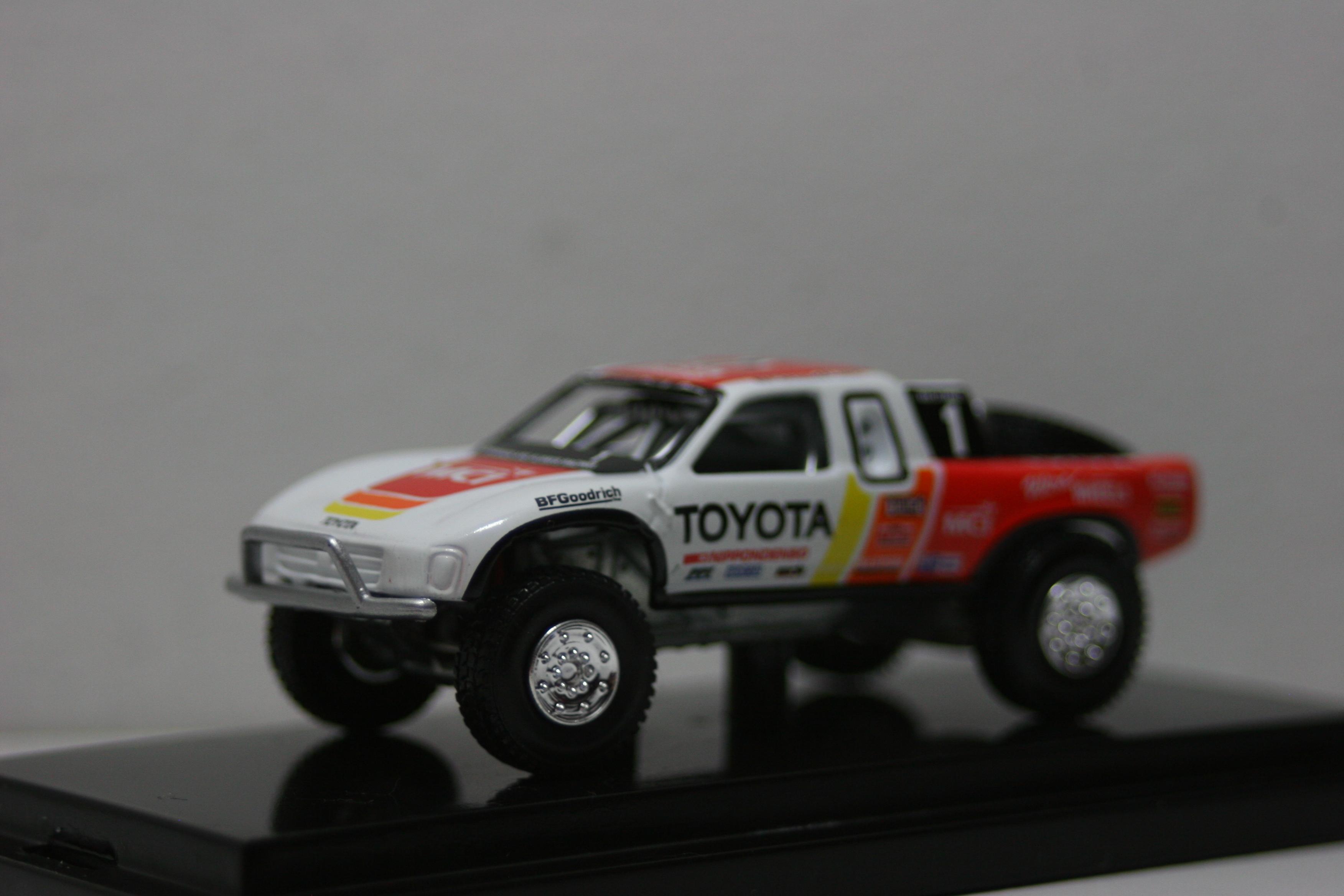 Toyota Baja Truck