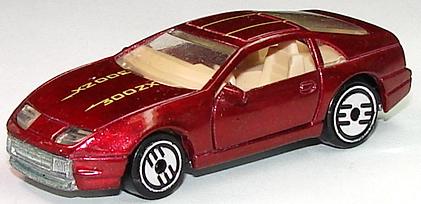 List of 1990 Hot Wheels new castings