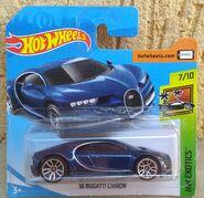 2019 HW Exotics - 07.10 - '16 Bugatti Chiron 01