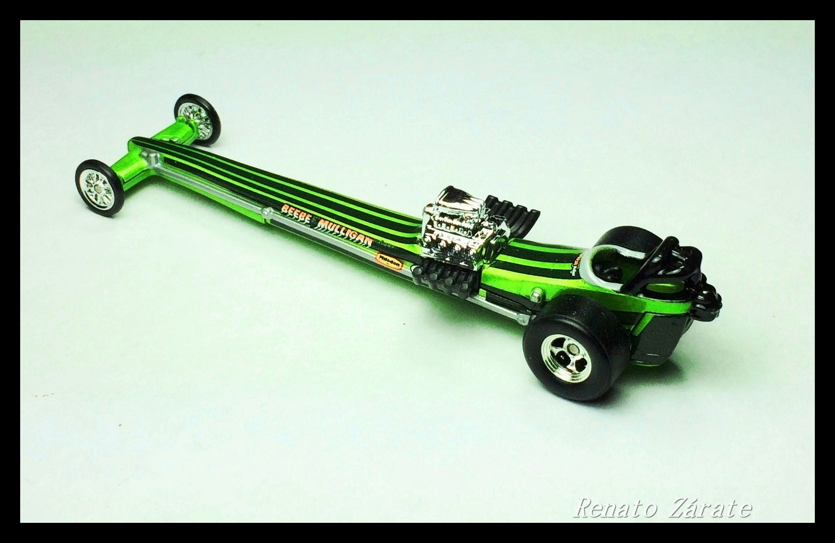 Front Engine Fuel Dragster