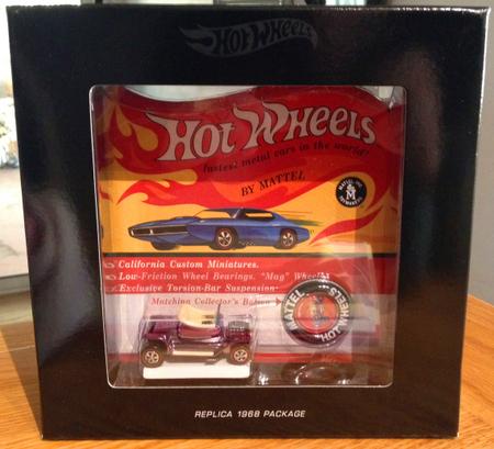 HotWheelsCollectors.com Original 16
