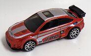 '08 Ford Focus. Orange.1