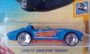 Corvette Grand Sport Roadster 2018 HW 59 Race Team 3-10 259-365