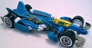 Jet Threat 3.0 blue spectraflame II series 2002