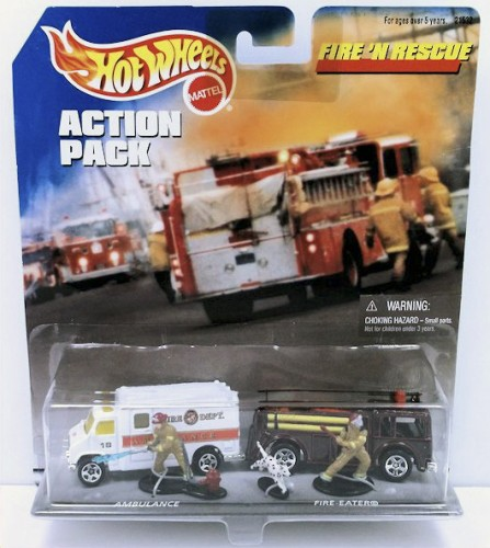 Fire 'N Rescue Action Pack