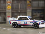'73 BMW 3.0 CSL Race Car