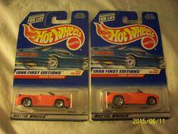Details about  /2001 Hot Wheels #88 Company Cars Dodge Sidewinder 3 spoke