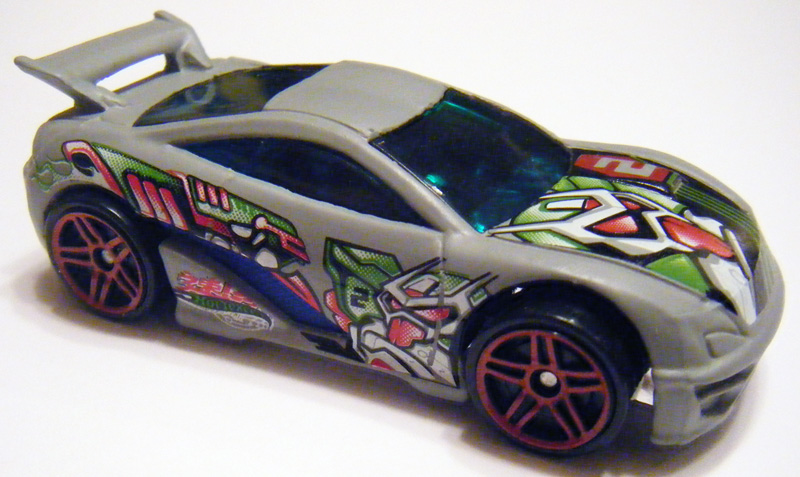 Hot Wheels Anime Series (2003)