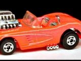 '58 Corvette Coupe