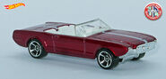 63' Ford Mustang II concept (989) Hotwheels L1230787