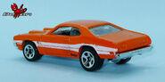 71' Dodge Demon (966) Hotwheels L1230757