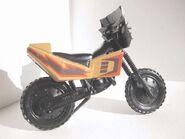 Megaforce unproduced motorcycle 2004