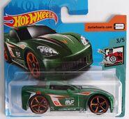 Tooned C6 Corvette (FJY46) (pack)