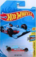 Indy 500 OVAL - FJW09 Card