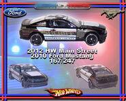 2012 HW Main Street 2010 Ford Mustang