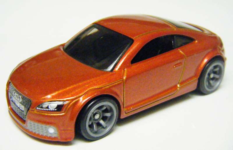 '09 Audi TTS