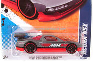 Acura NSX (T9951) (pack)
