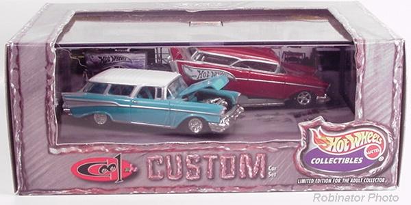 Cool 'N' Custom 2-Car Sets