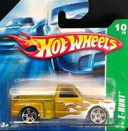 Custom '69 Chevy TH K7621 Card