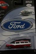 Custom 50's Ford Wagon