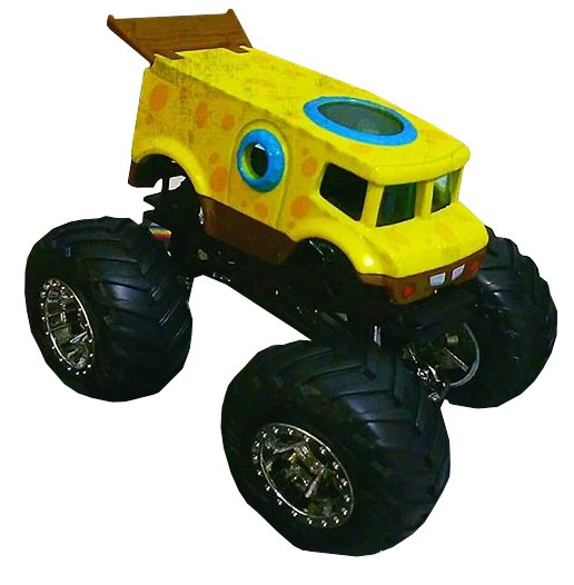 SpongeBob SquarePants (Monster Truck)