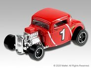 2021 Red Edition '32 Ford