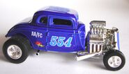 '34 Ford Coupe.