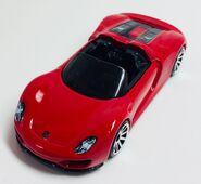 Porsche 918 Spyder.Red.Topvue