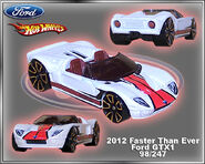 2012 Faster Than Ever Ford GTX1