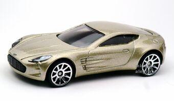 Aston Martin One 77 Hot Wheels Wiki Fandom