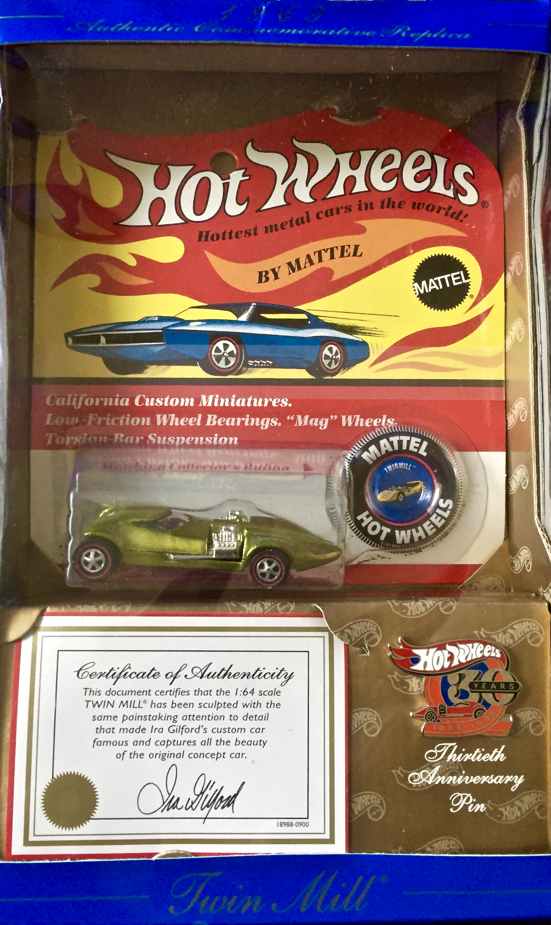 Hot Wheels 30th Anniversary