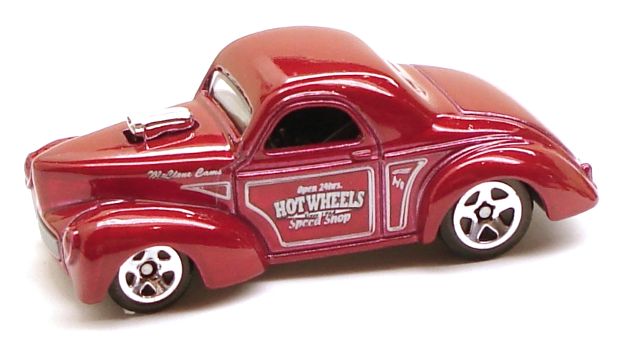 Hot Rods Series