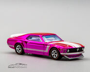 GLH81 - 70 Ford Mustang Boss 302-1