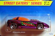 Silhouette II Rare 1996 Street Eater