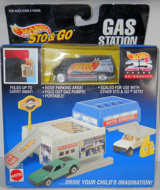 Sto & Go Gas Station