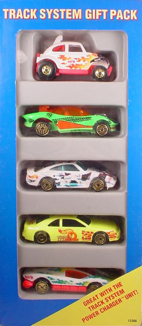Track System 5-Pack