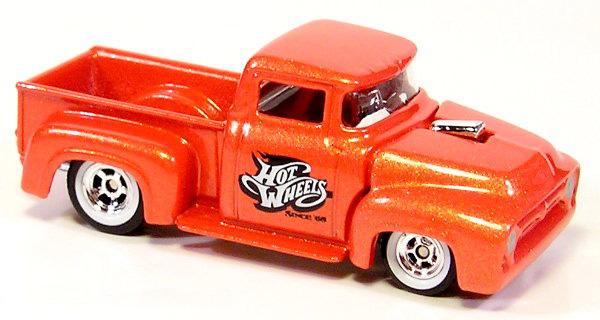 Custom '56 Ford Truck