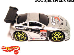 Hot Wheels Tooned Toyota Supra #008 Prata