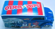 Otter pops dairy delivery roof