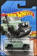 '15 Land Rover Defender Double Cab - FJY55 Card