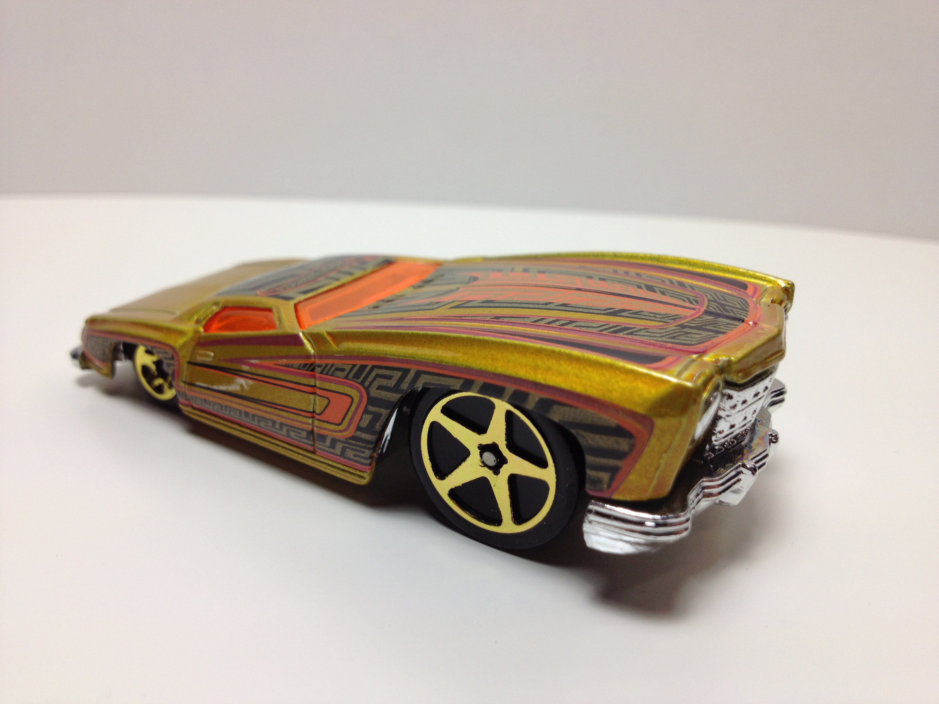 1974 Chevy Monte Carlo (Hardnoze)