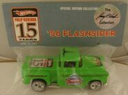 7th Collectors Nationals 56 Flashsider lime green