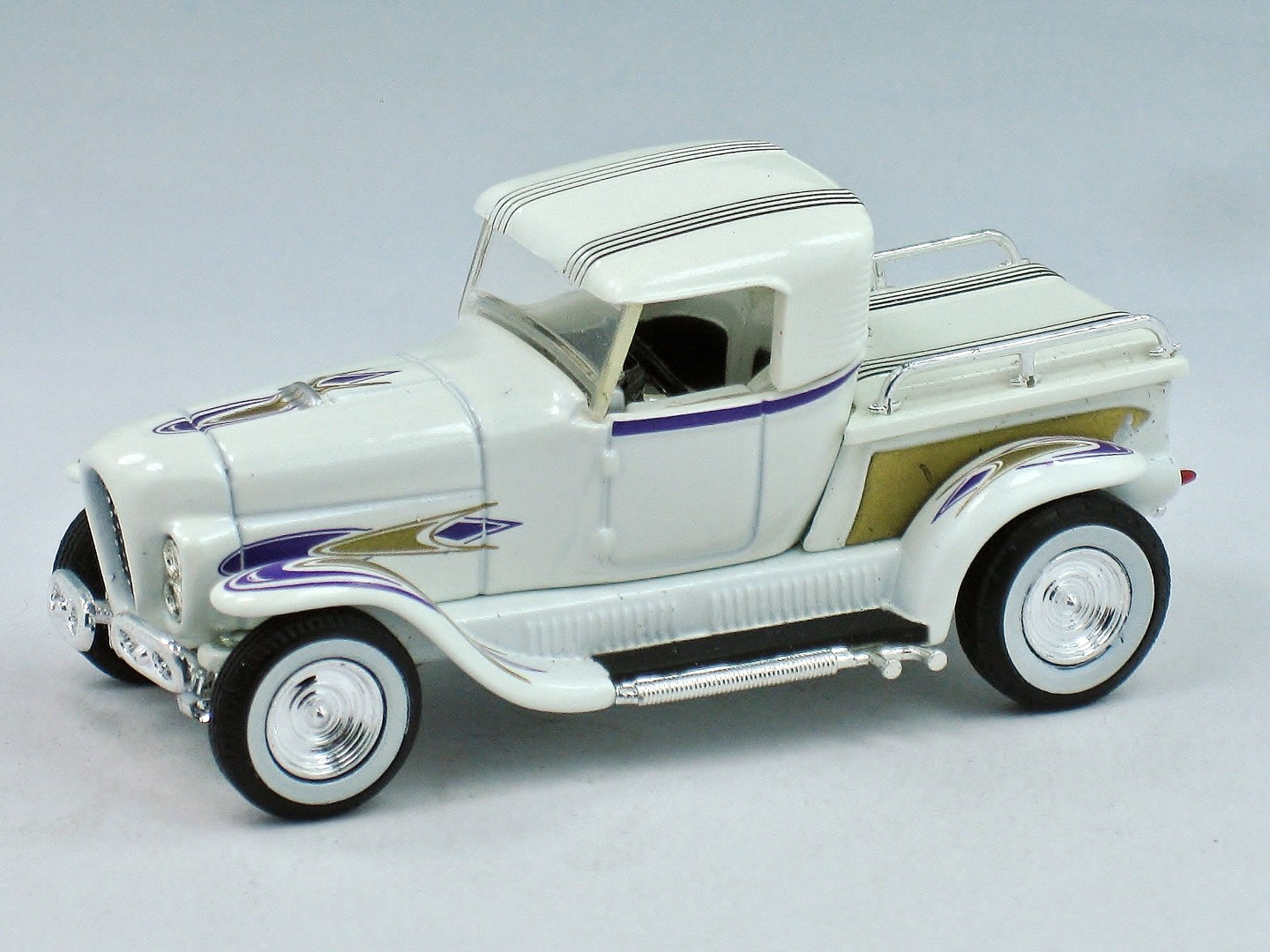 Legends: Barris Kustom 4-Car Set