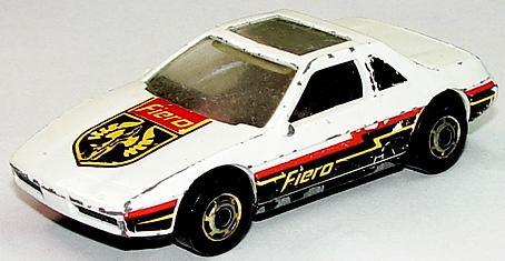 List of 1985 Hot Wheels