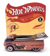 Hot Wheels 9th Annual Nationals Convention Volkswagen Drag Truck loose