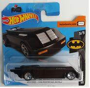 The Animated Series Batmobile (FJV62) (Pack)