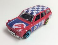 Datsun 510 Wagon. Mystery Models. 2019 Batch 3