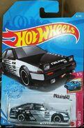 -031 Toyota AE86 Sprinter Trueno Black