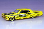1964 Chevrolet Impala Taxi - 1284df