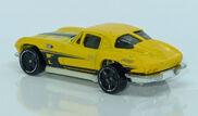 63' Corvette split window (4861) HW L1200930